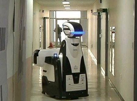 robot smasszer